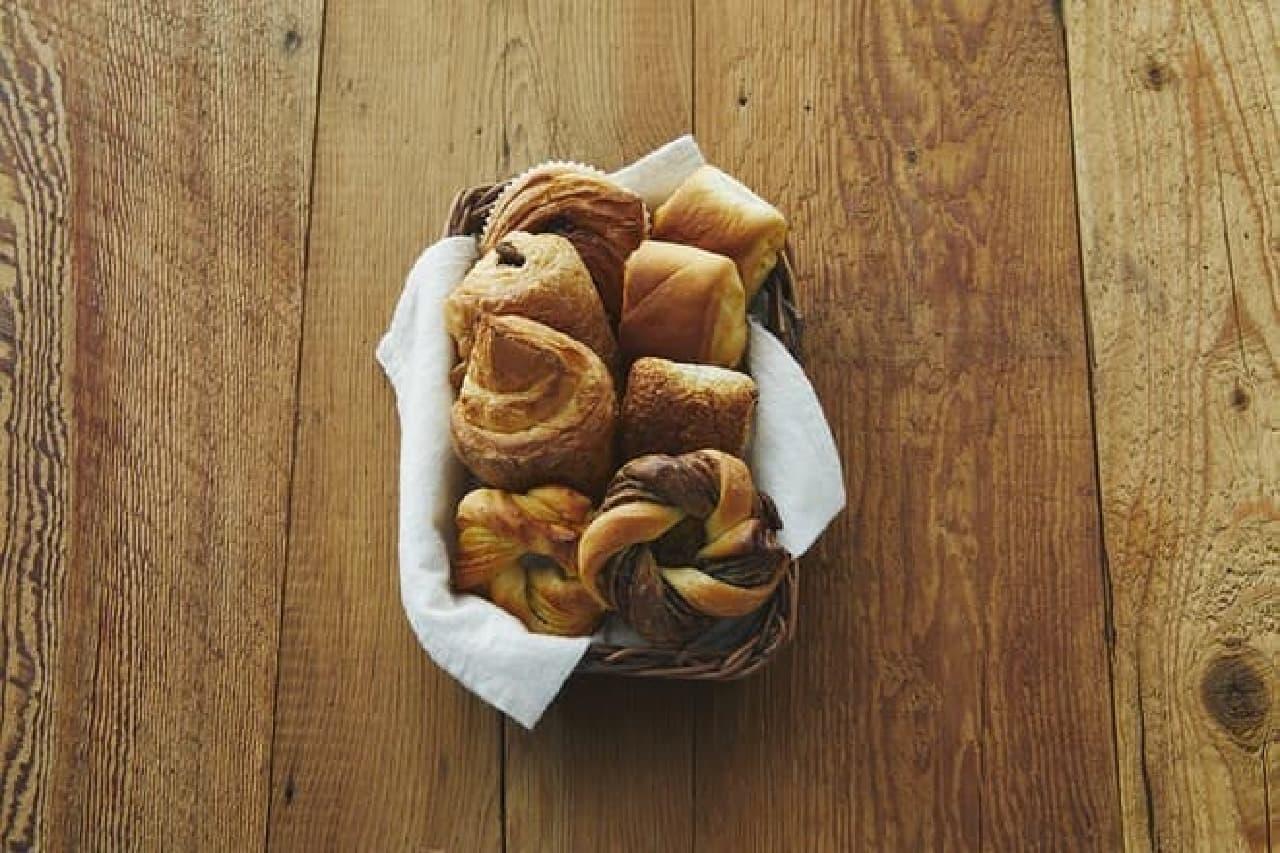 無印良品の糖質10g以下のパン