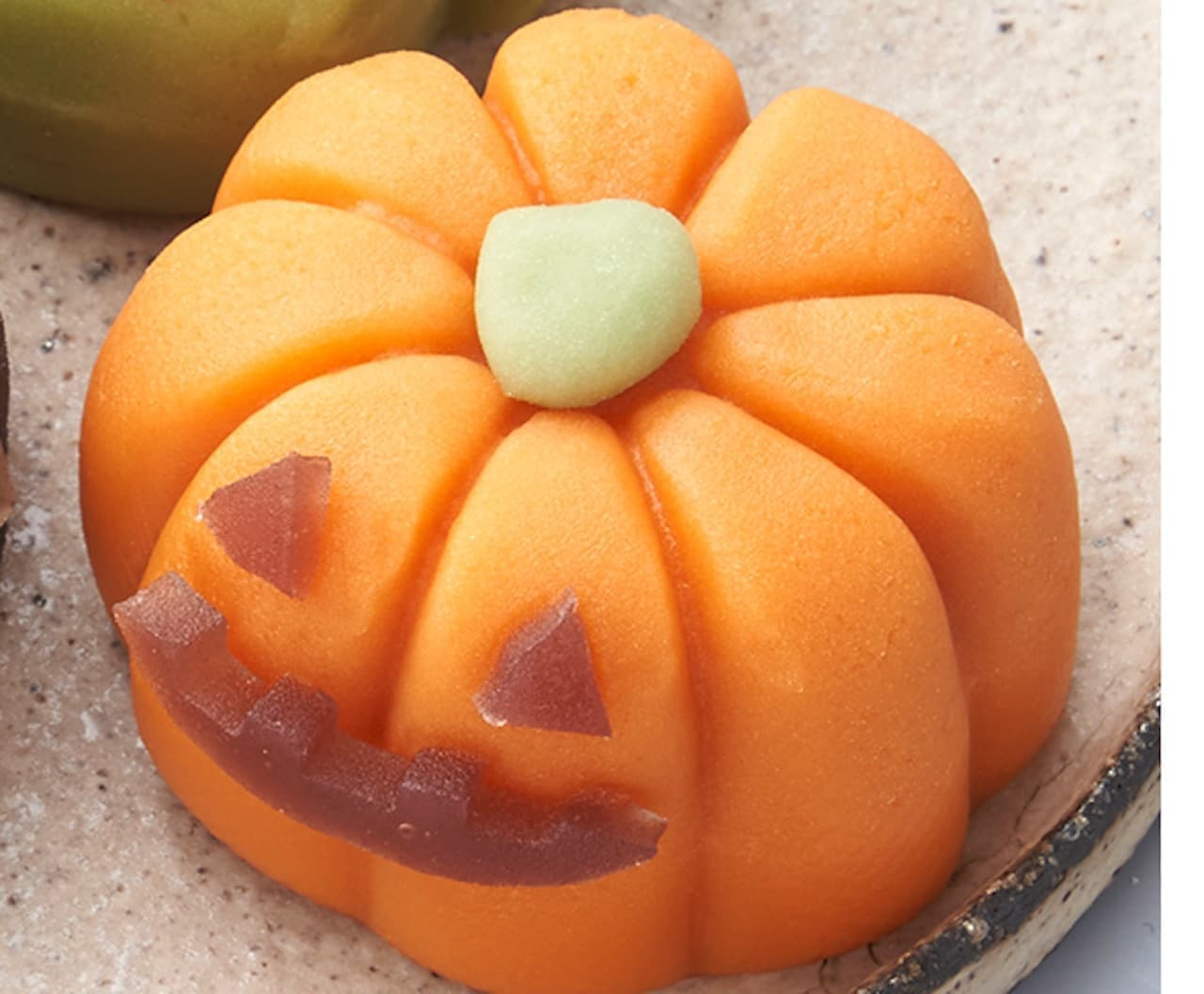 シャトレーゼ「創作和菓子 ハロウィン かぼちゃ」