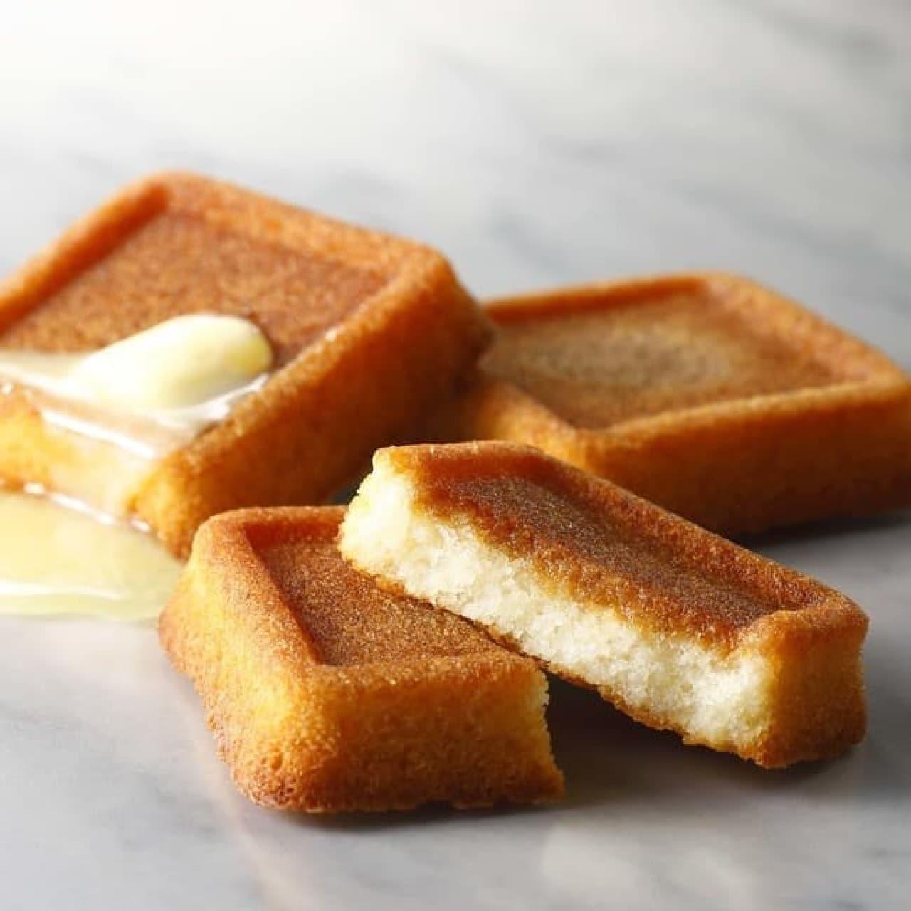 バターバトラーの「バターフィナンシェ」