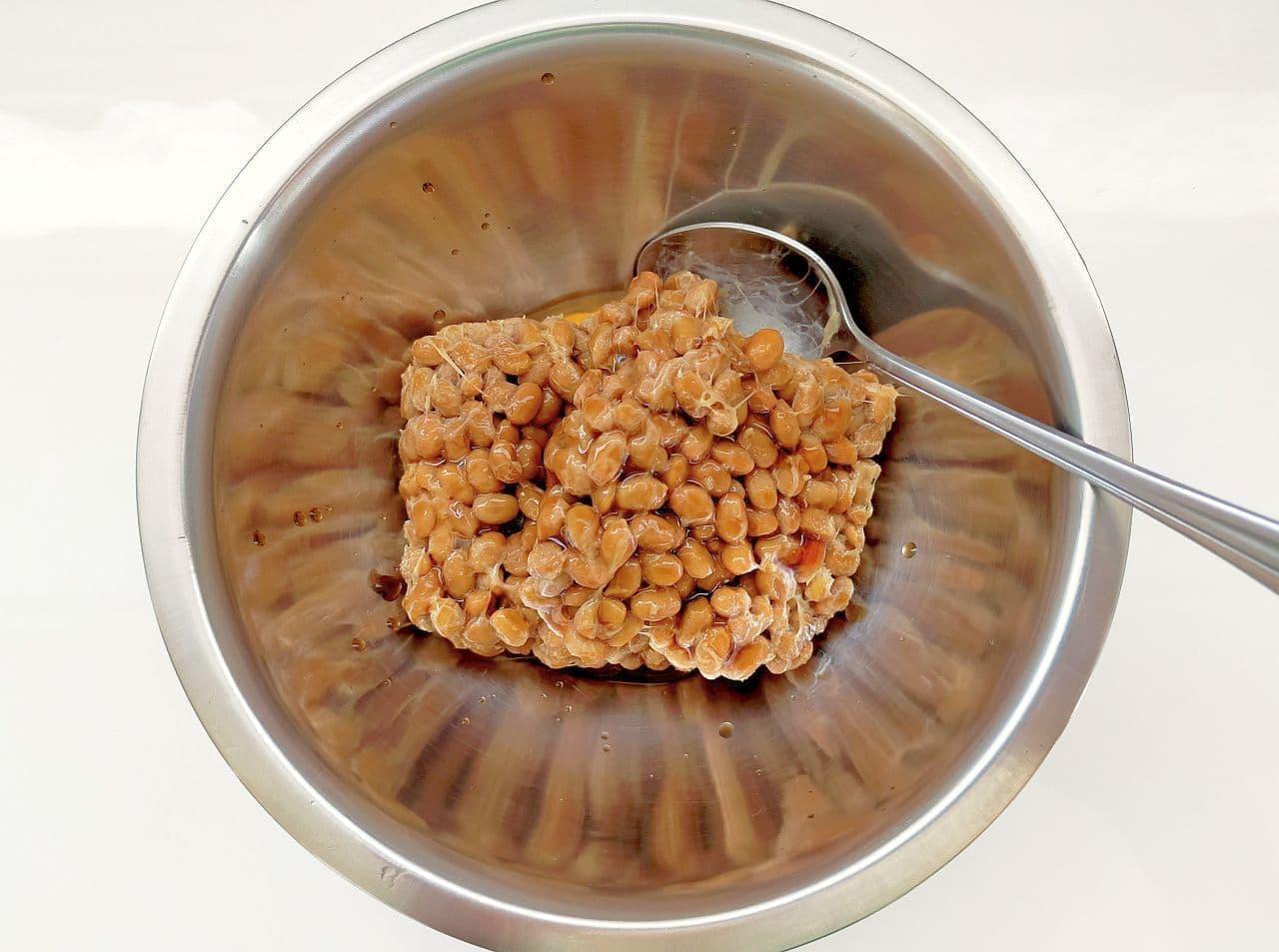 ステップ2 納豆の冷凍保存方法