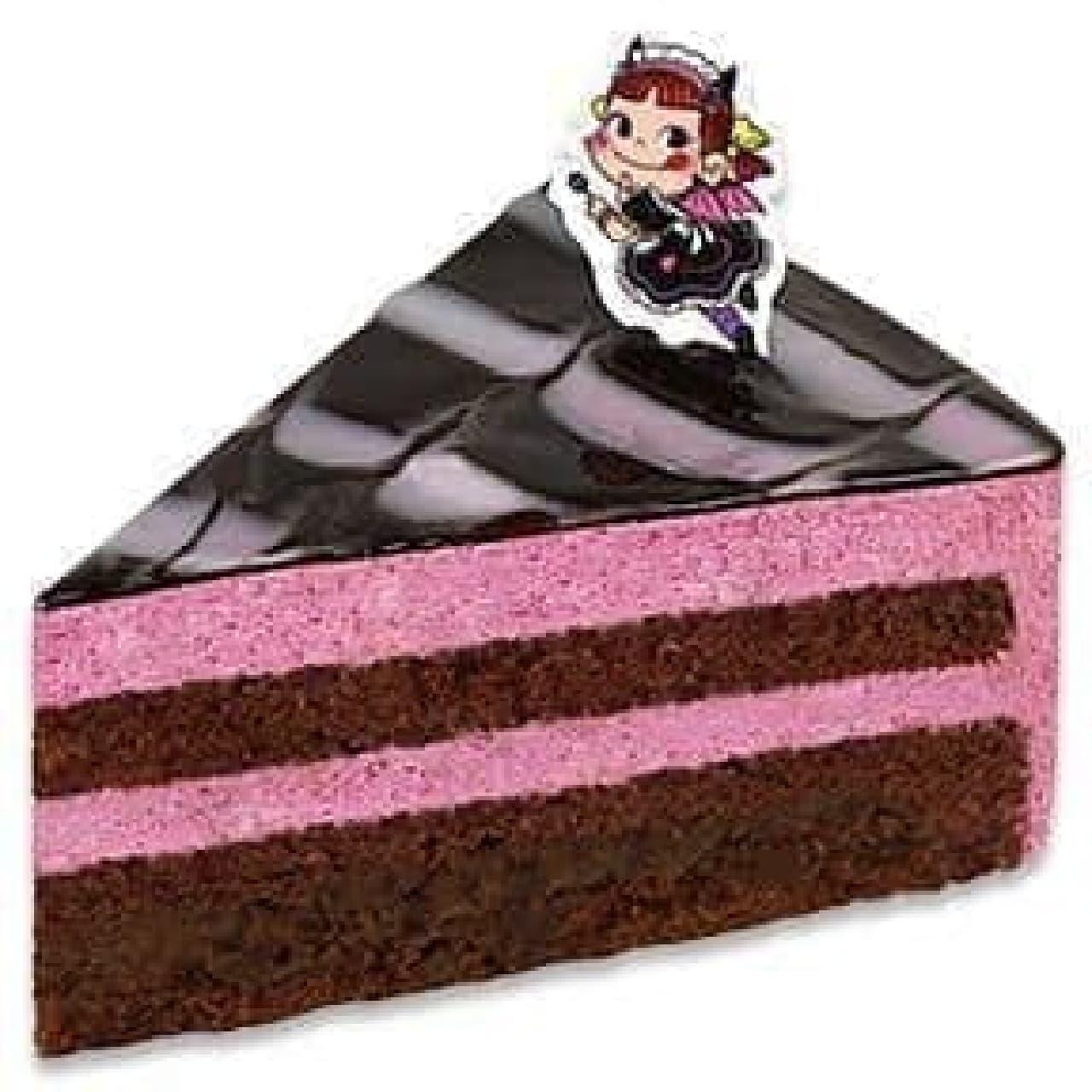 不二家洋菓子店にハロウィンケーキ