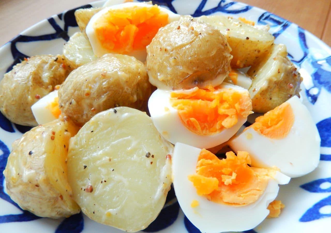 卵+1で作るレシピ