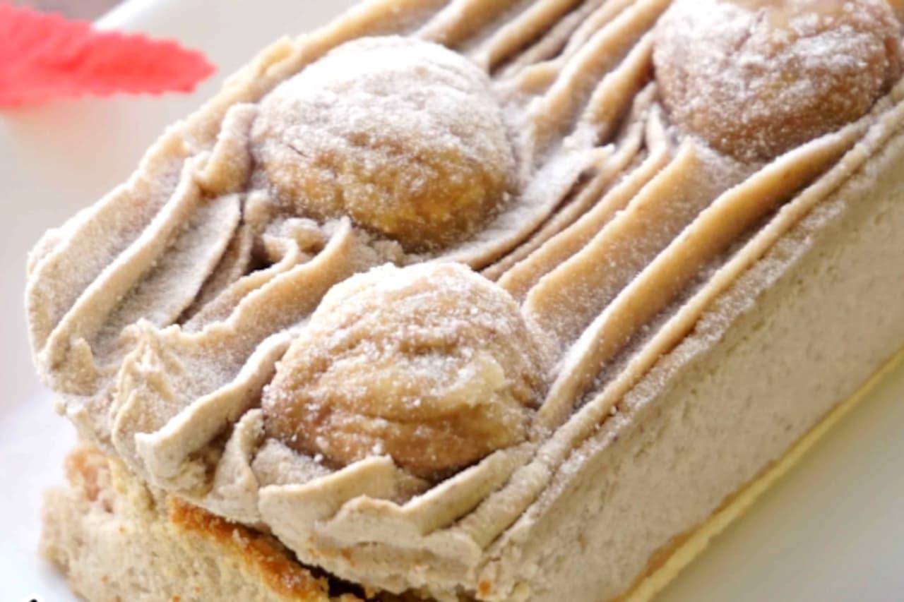 成城石井に自家製「マロンづくしのチーズケーキとプレミアムチーズケーキ」