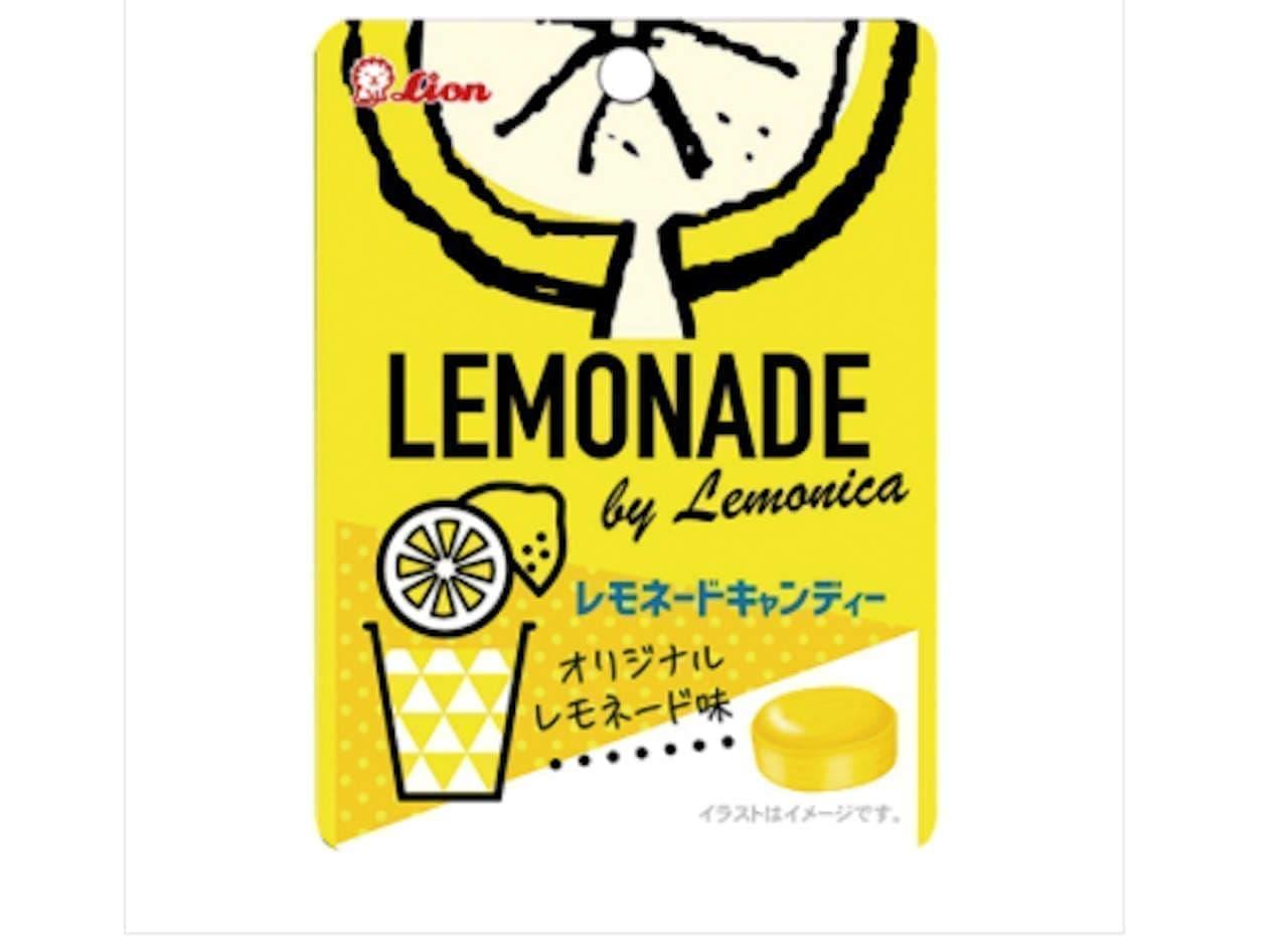 ファミマ「ライオン菓子 レモネードキャンディー」