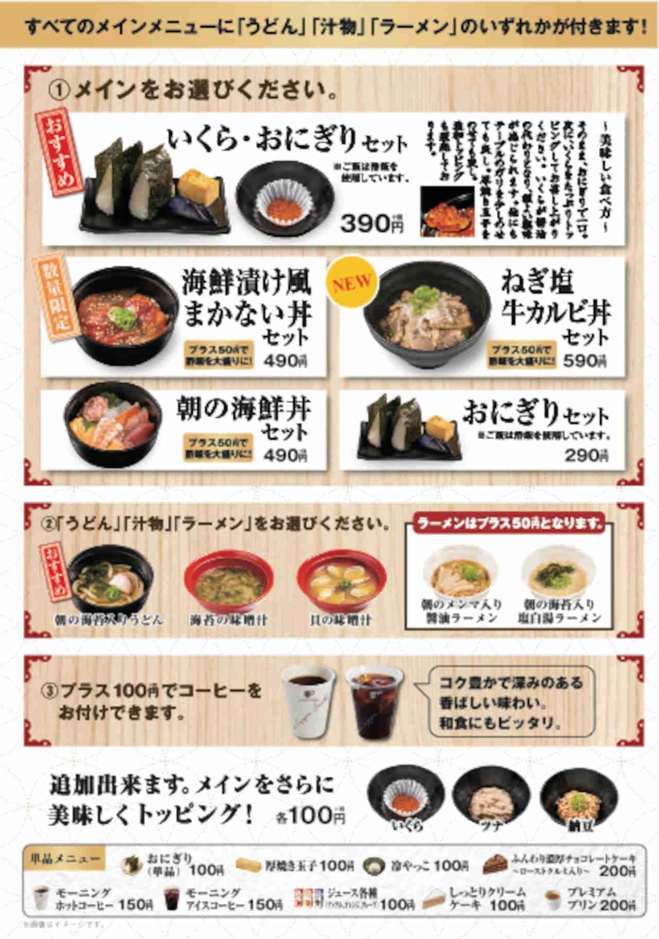 メニュー かっぱ 寿司