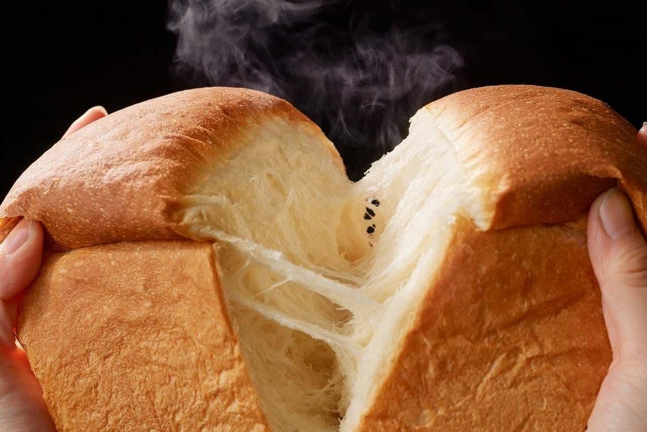 牛乳食パン専門店 みるく「東京みるく食パン」