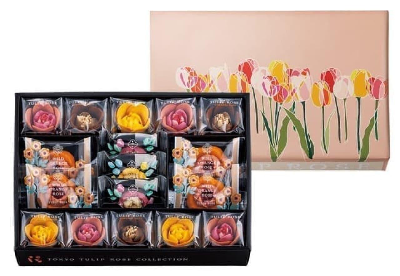 TOKYO チューリップローズの「チューリップローズ コレクション」