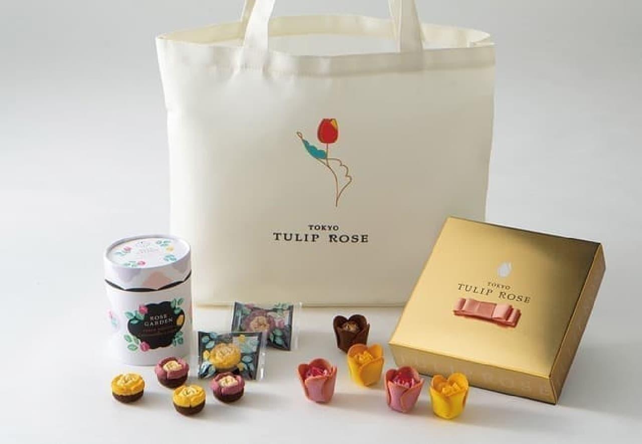 TOKYO チューリップローズ「名古屋限定トートバッグセット」