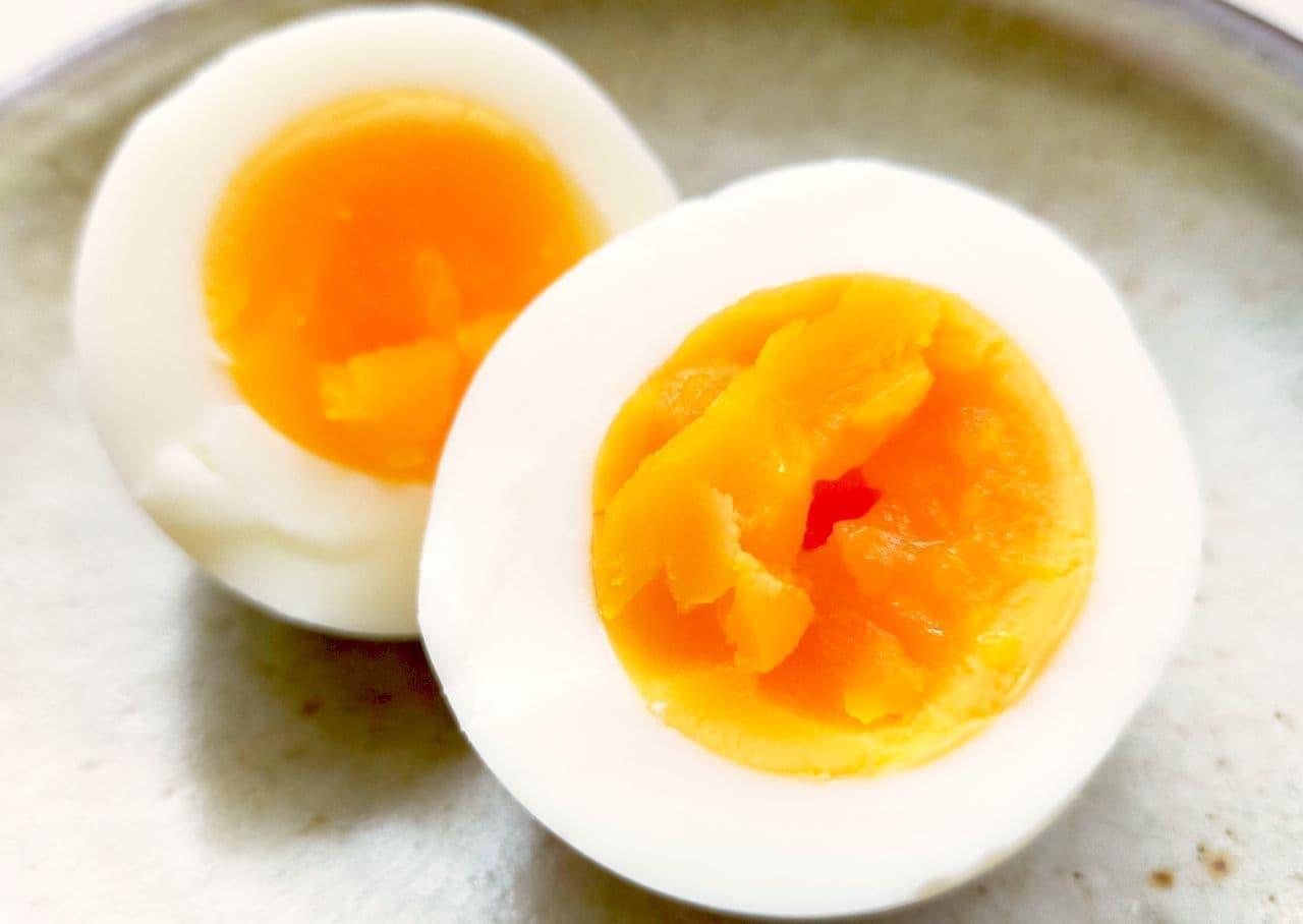 失敗しない「半熟卵」の作り方