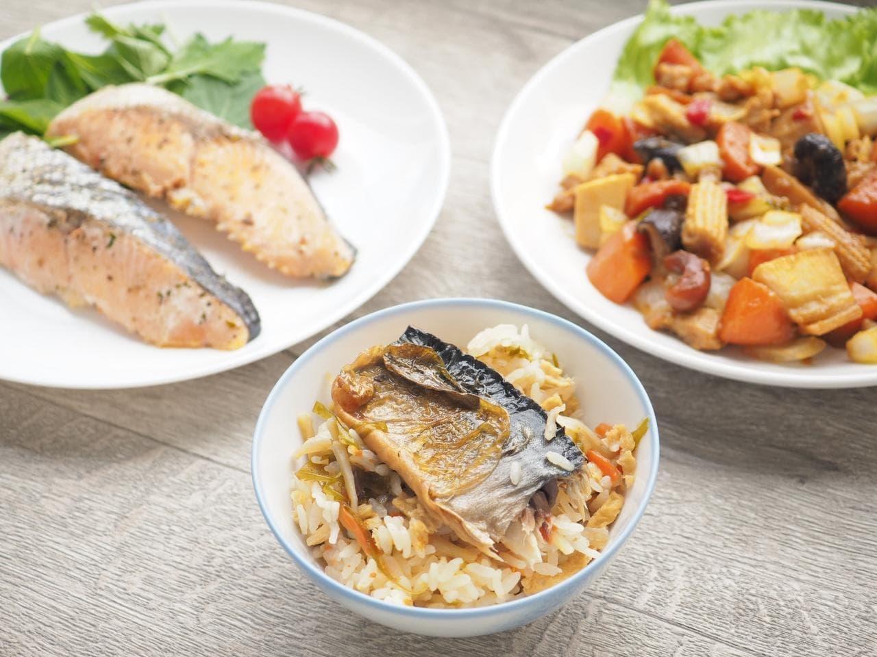 イトーヨーカドー「シェフズレシピ」の冷凍調理キット3品