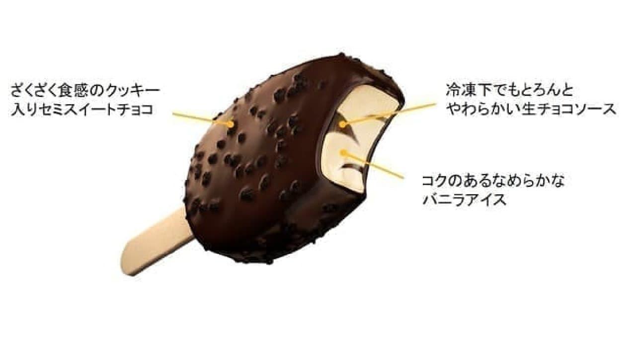 パルム クッキー&チョコレート