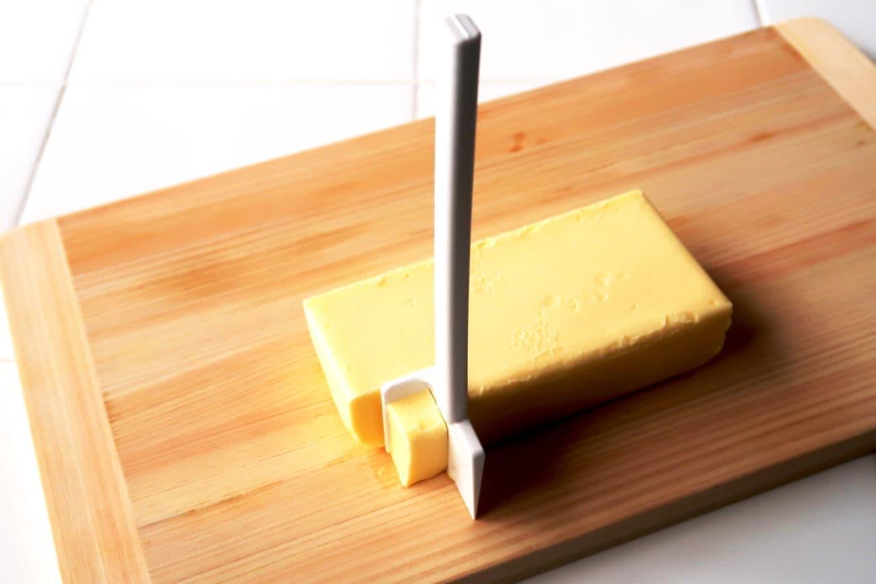 大さじ1杯バターカッター