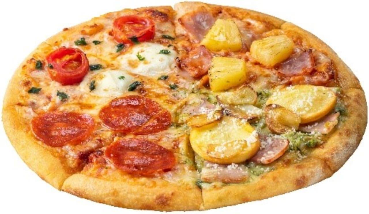 ドミノ・ピザ35周年
