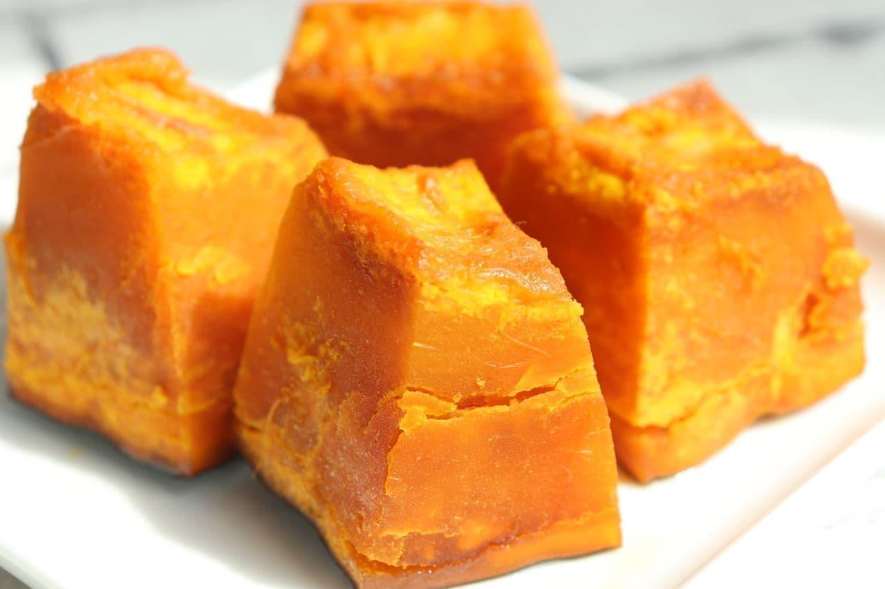 ほくほくかぼちゃの煮物
