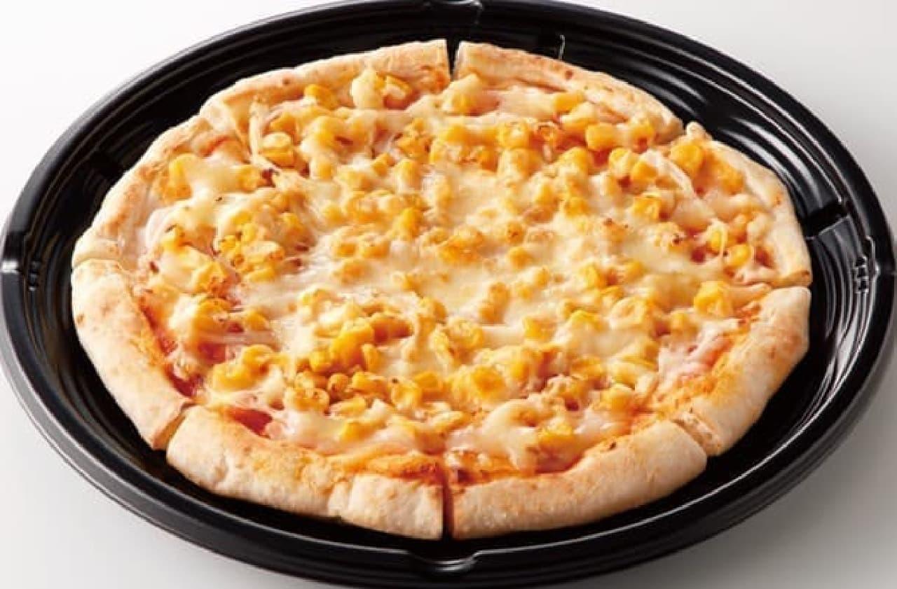 ジョイフル「マヨコーンピザ」