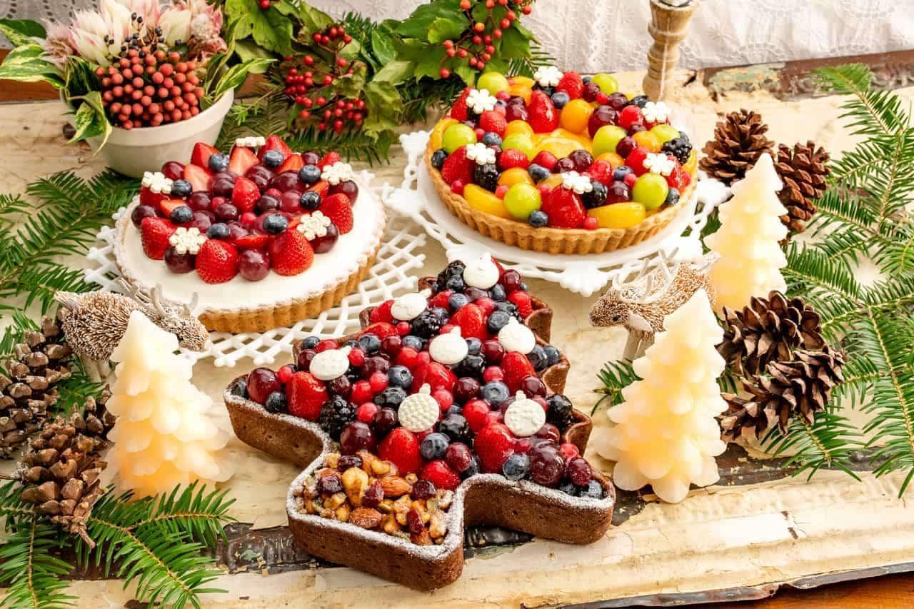 キル フェ ボン「クリスマスケーキ 2020」