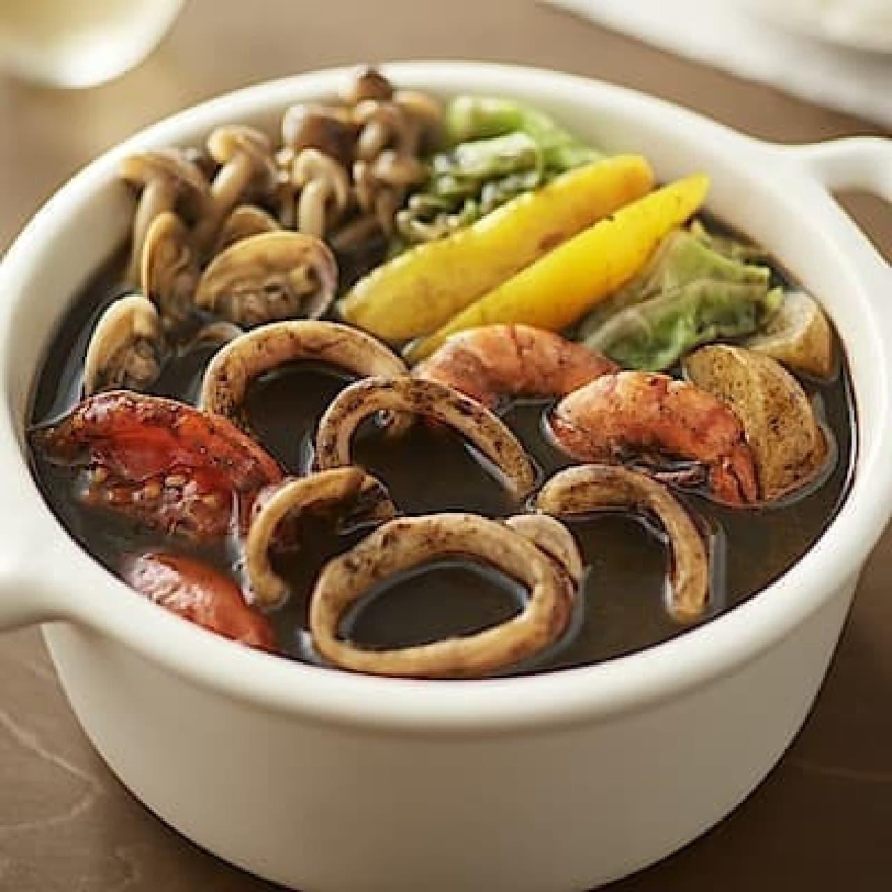 無印良品「手づくり鍋の素」