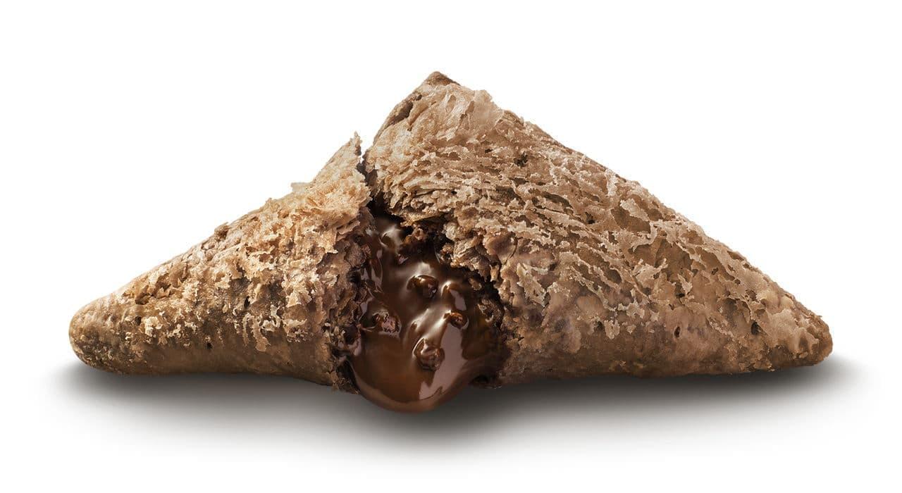 マクドナルド三角チョコパイ