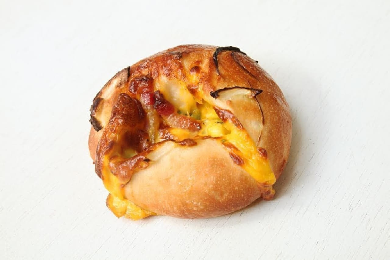 ハートブレッドアンティークのハロウィン限定パン