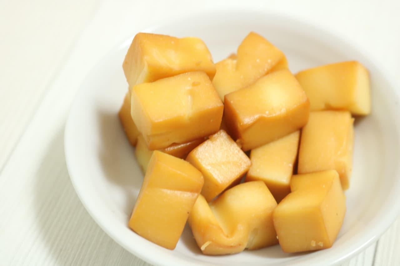 カルディ「しらかばスモークチーズ」