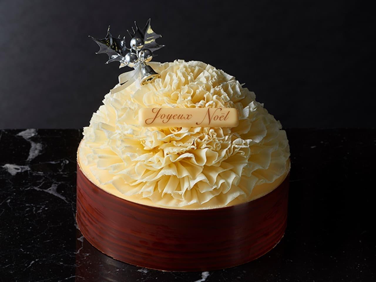 ヴィタメールのクリスマスケーキ