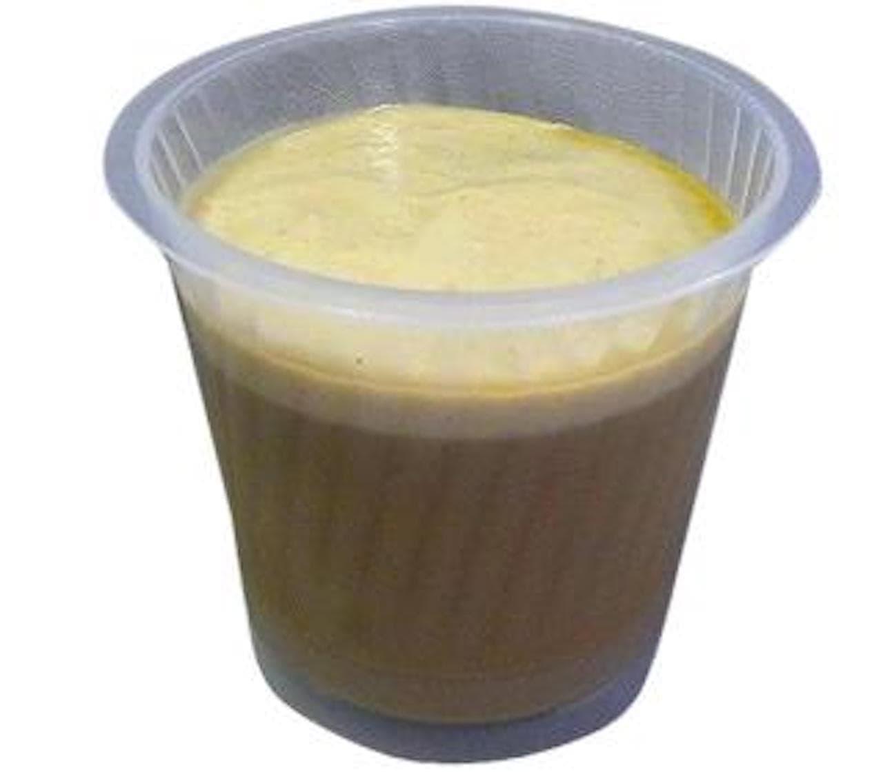 シャトレーゼ「コーヒー牛乳プリン」