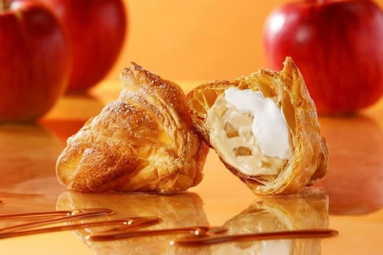 カウカウキッチン「ミルクパイりんごキャラメル」
