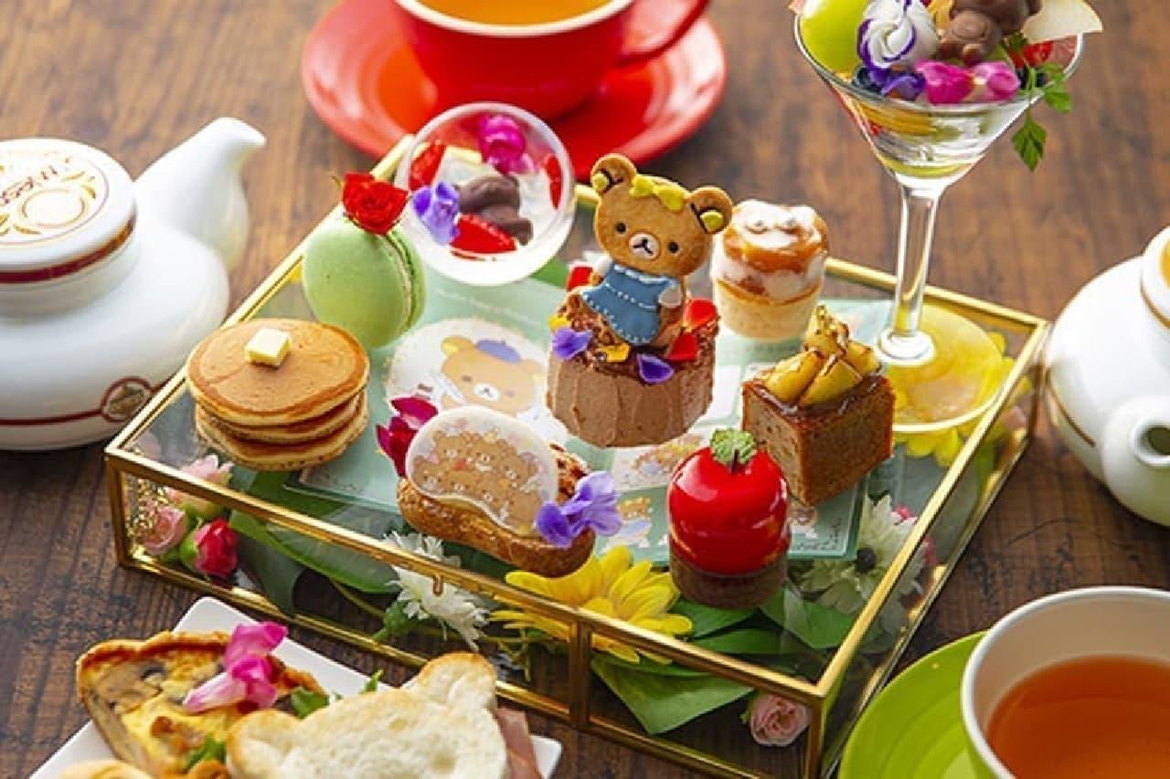 フルーツパーラー+ベーカリーSeason&Co.「リラックマブックカフェ」