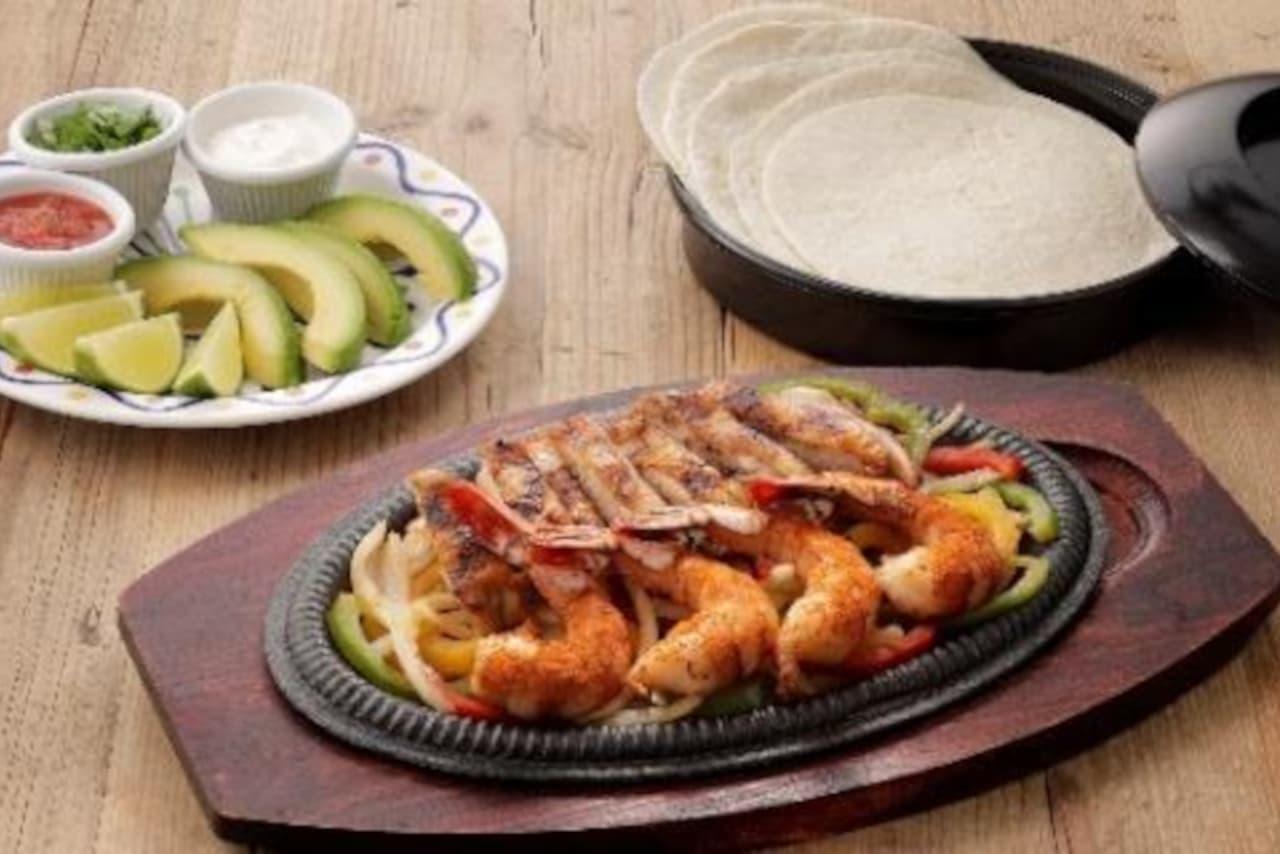 シズラー米南西部料理フェア