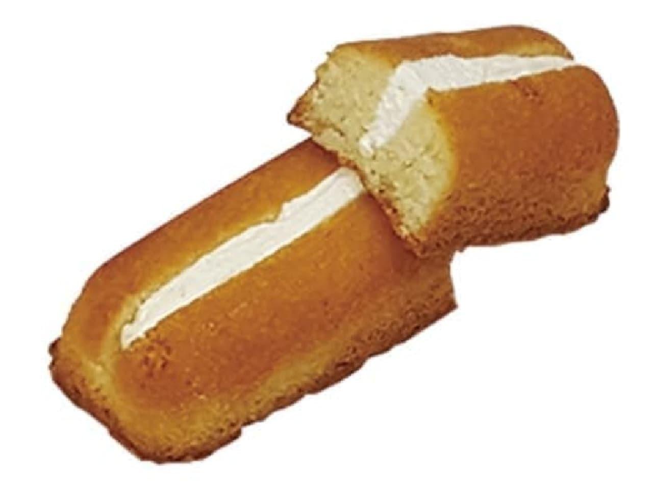 ファミリーマート「冷やして食べる発酵バターのしっとりフィナンシェ」