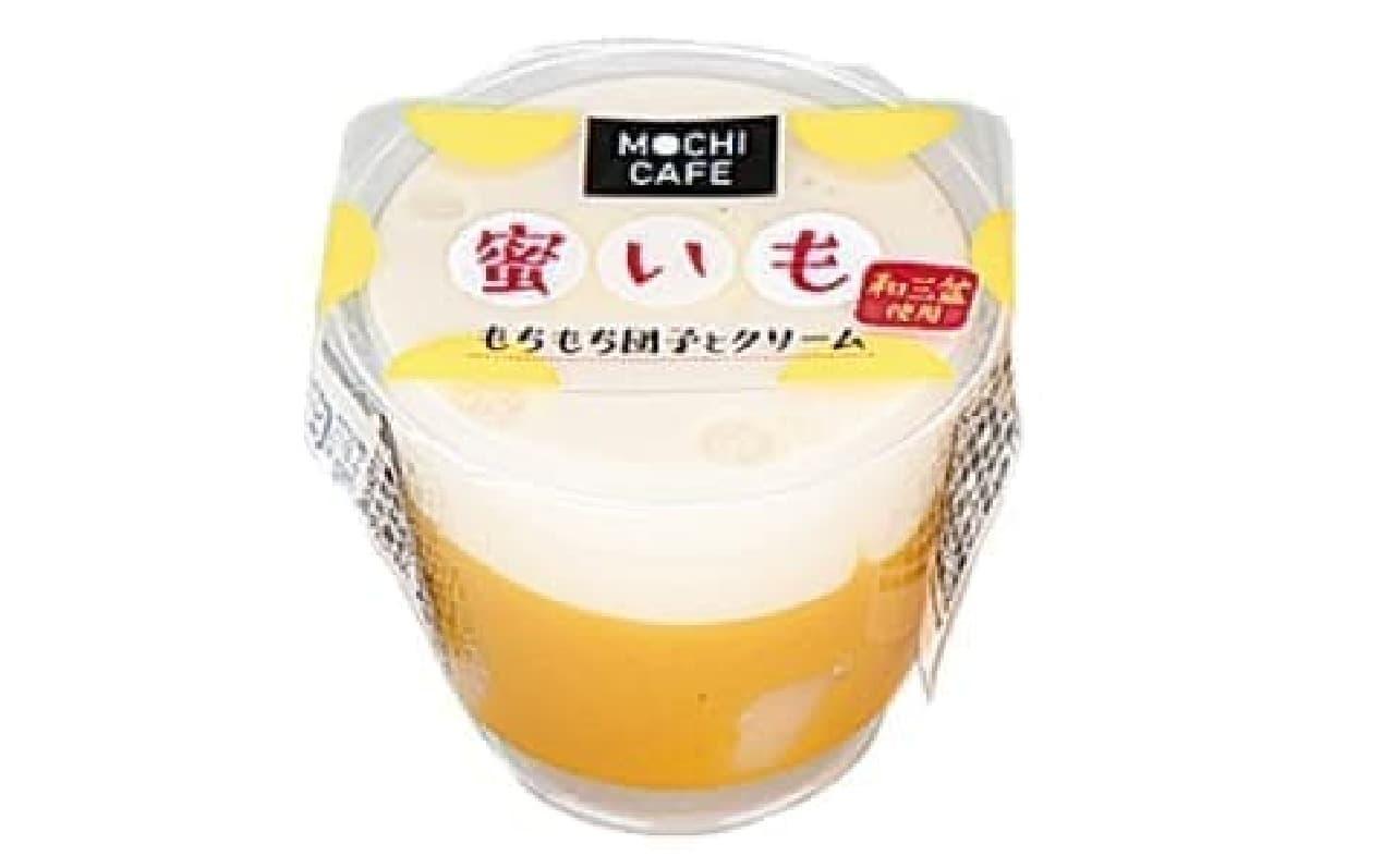 徳島産業 もちカフェ 蜜いも 120g