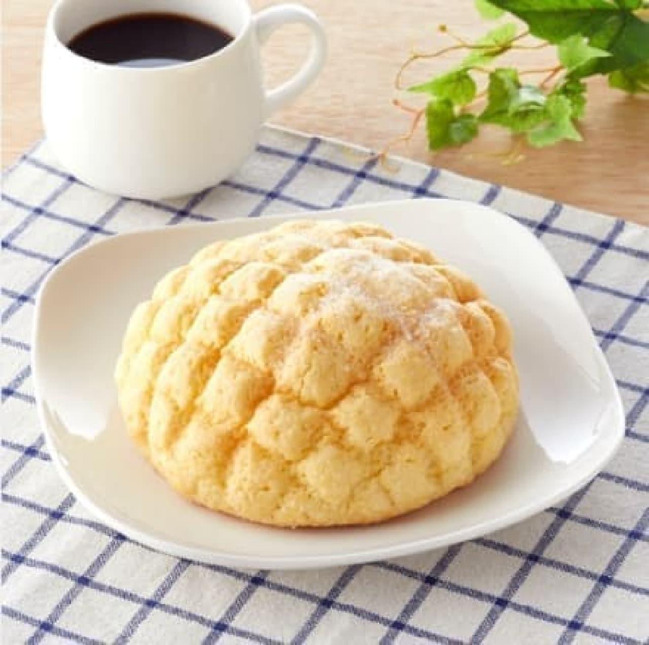 ファミリーマート「発酵バターのメロンパン」