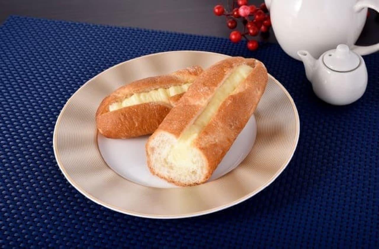 ファミリーマート「濃厚ミルクフランス」