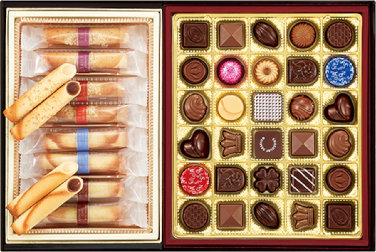 ゴンチャロフの冬のお菓子「エミネントギフト」