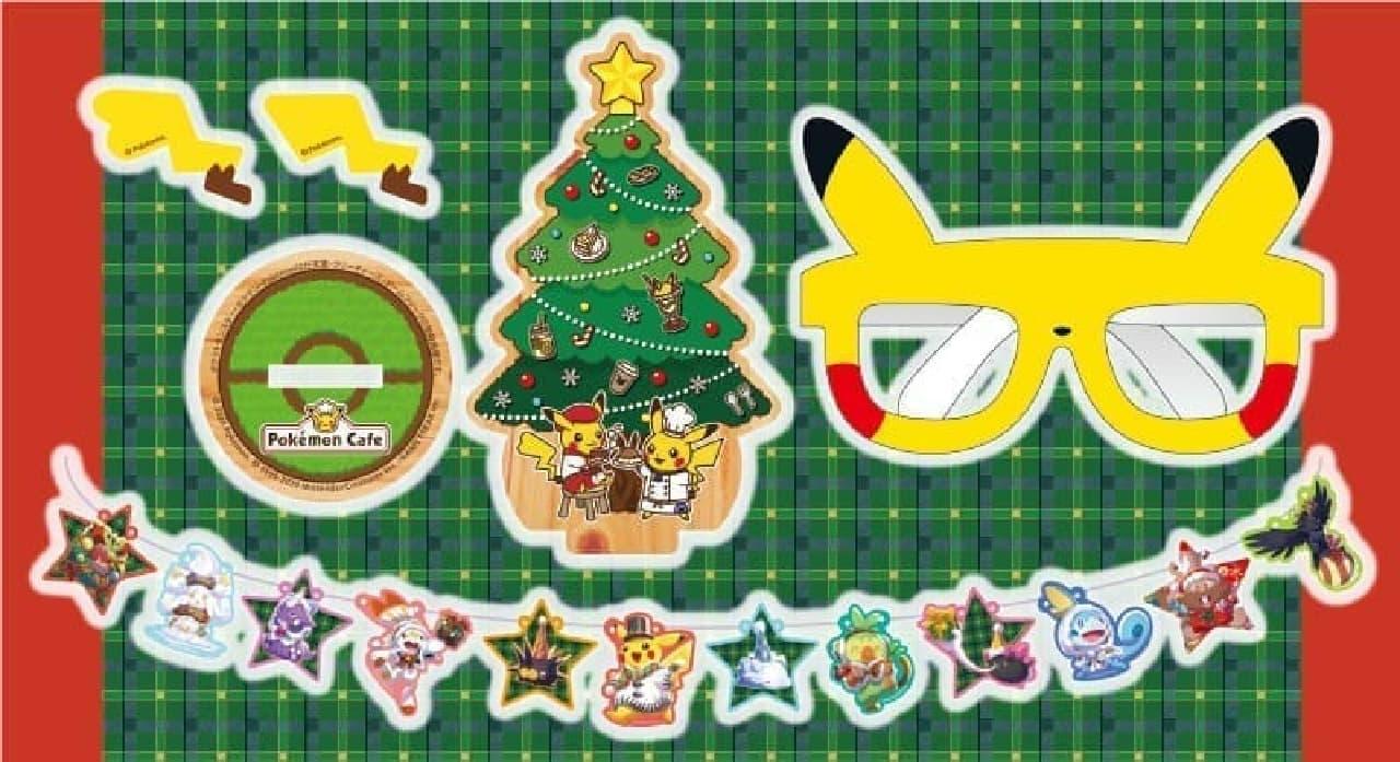 ポケモンカフェ クリスマスホームパーティセット2020