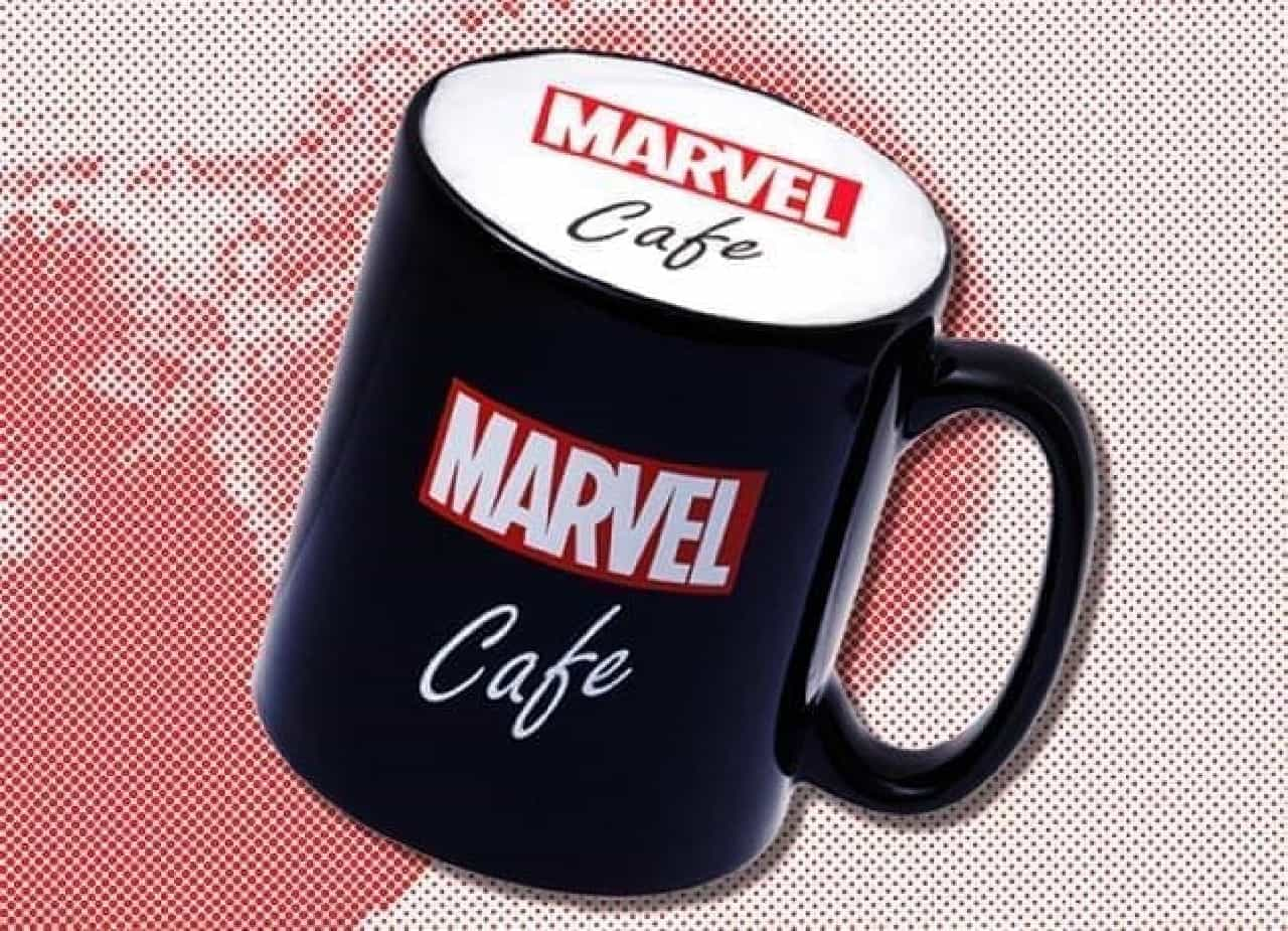 「MARVEL」cafe produced by OH MY CAFEの『MARVEL』カフェラテ