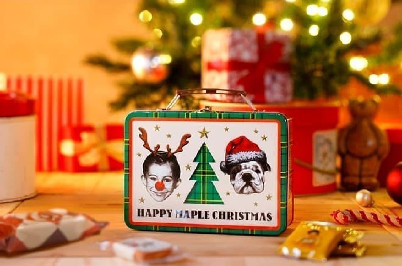 ザ・メープルマニア「メープルクリスマスボックス」