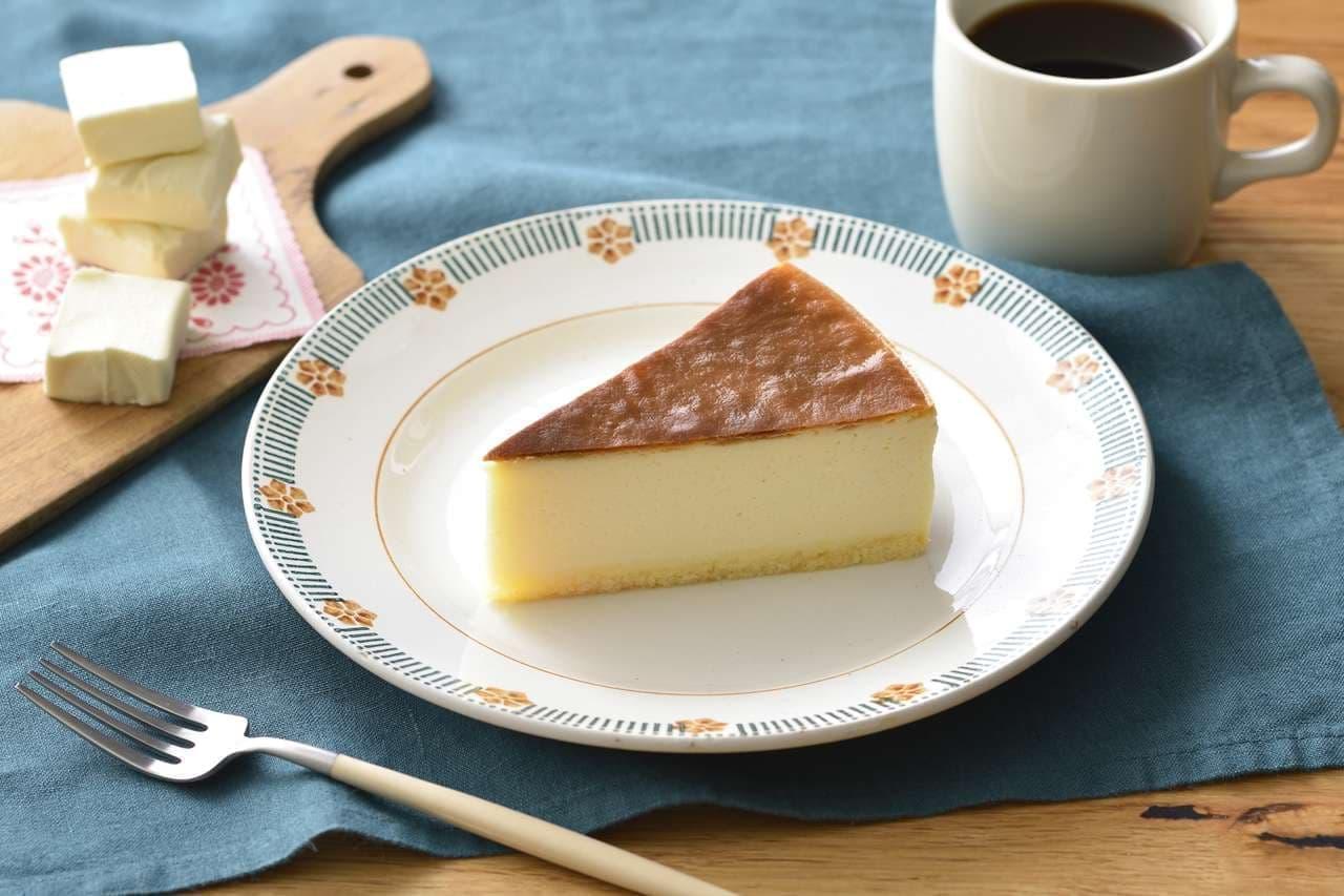 コージーコーナーキリチーズケーキ