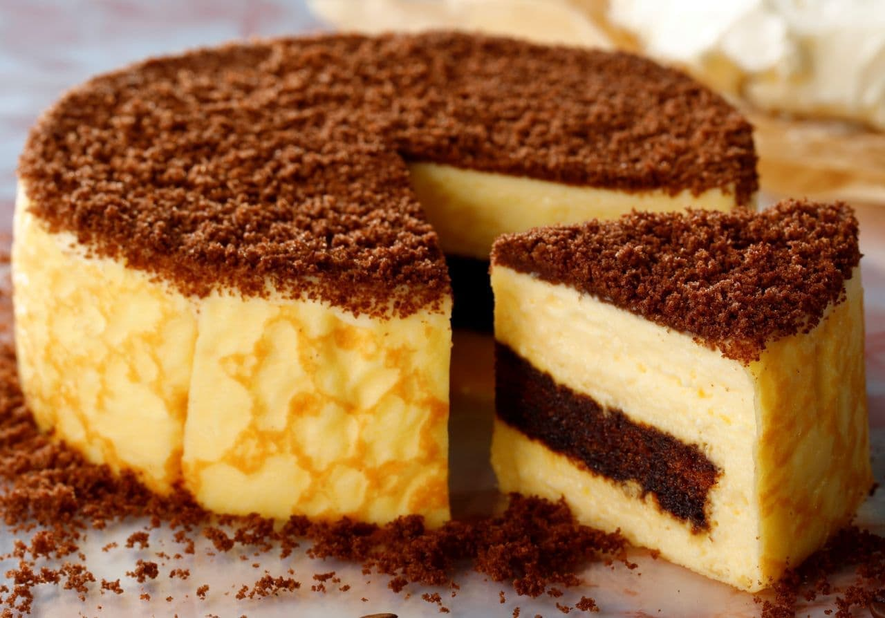 東京ミルクチーズ工場「ミルクチーズケーキ ティラミス」