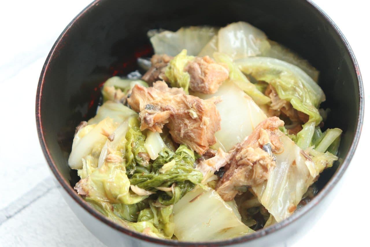 白菜の簡単レシピまとめ