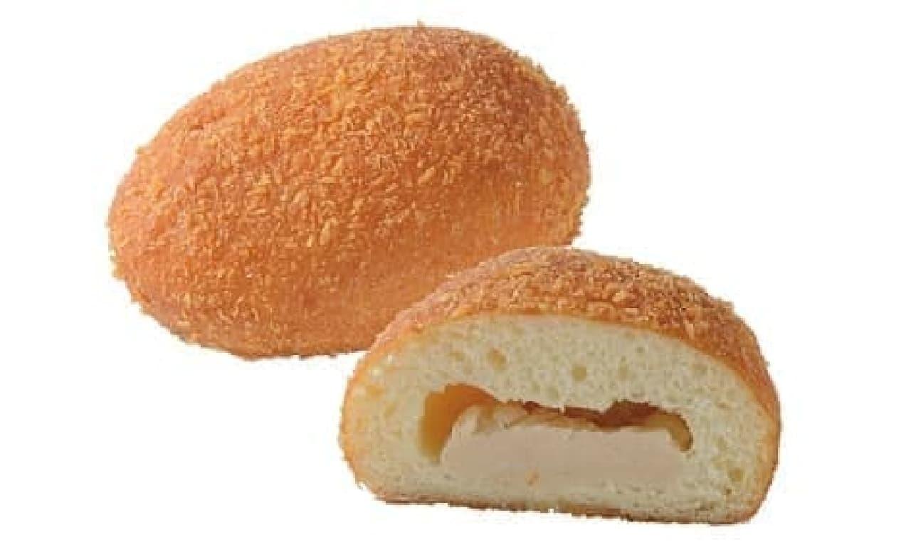 ホクオウ「カニクリームパン~ズワイガニ使用~」