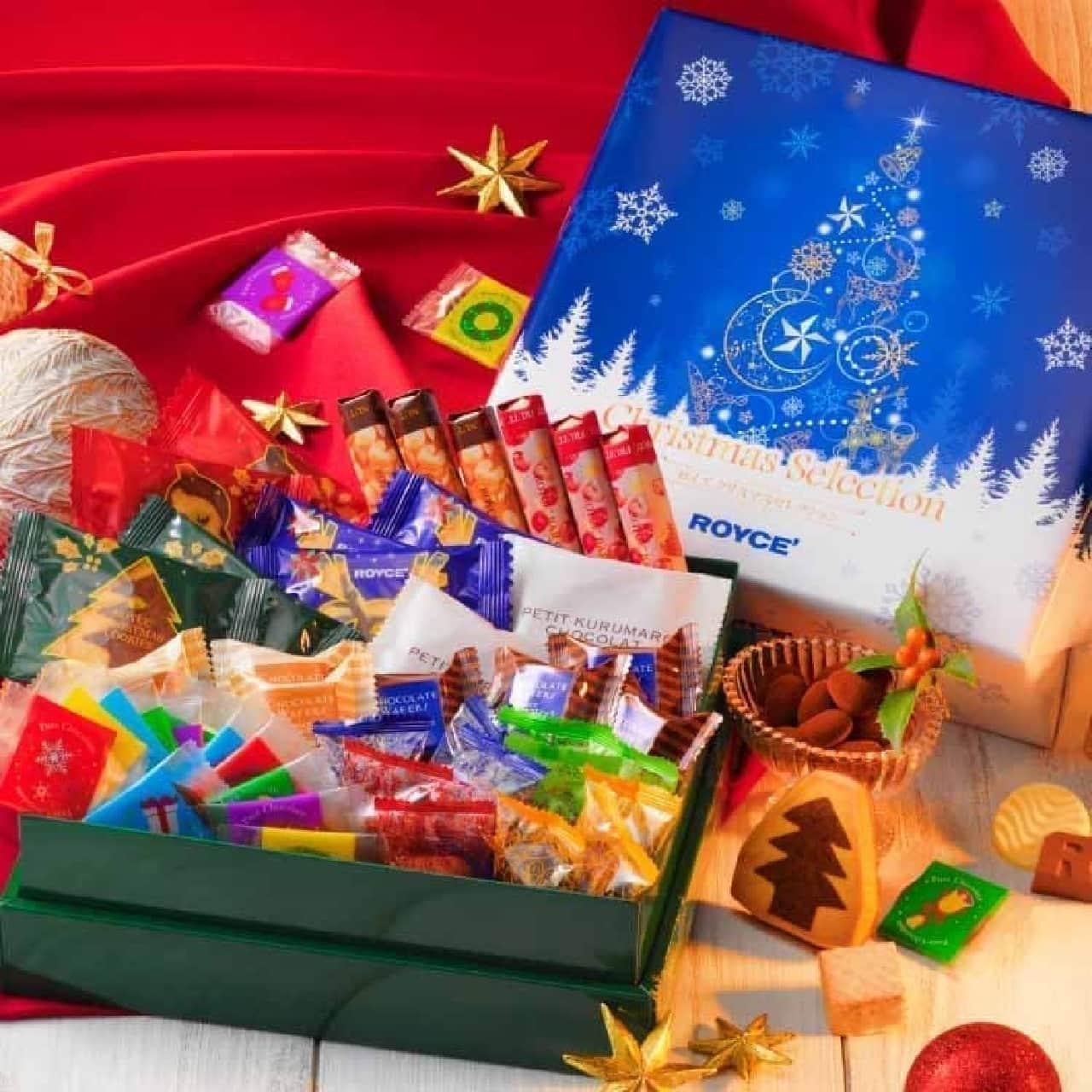 ロイズのクリスマス限定商品