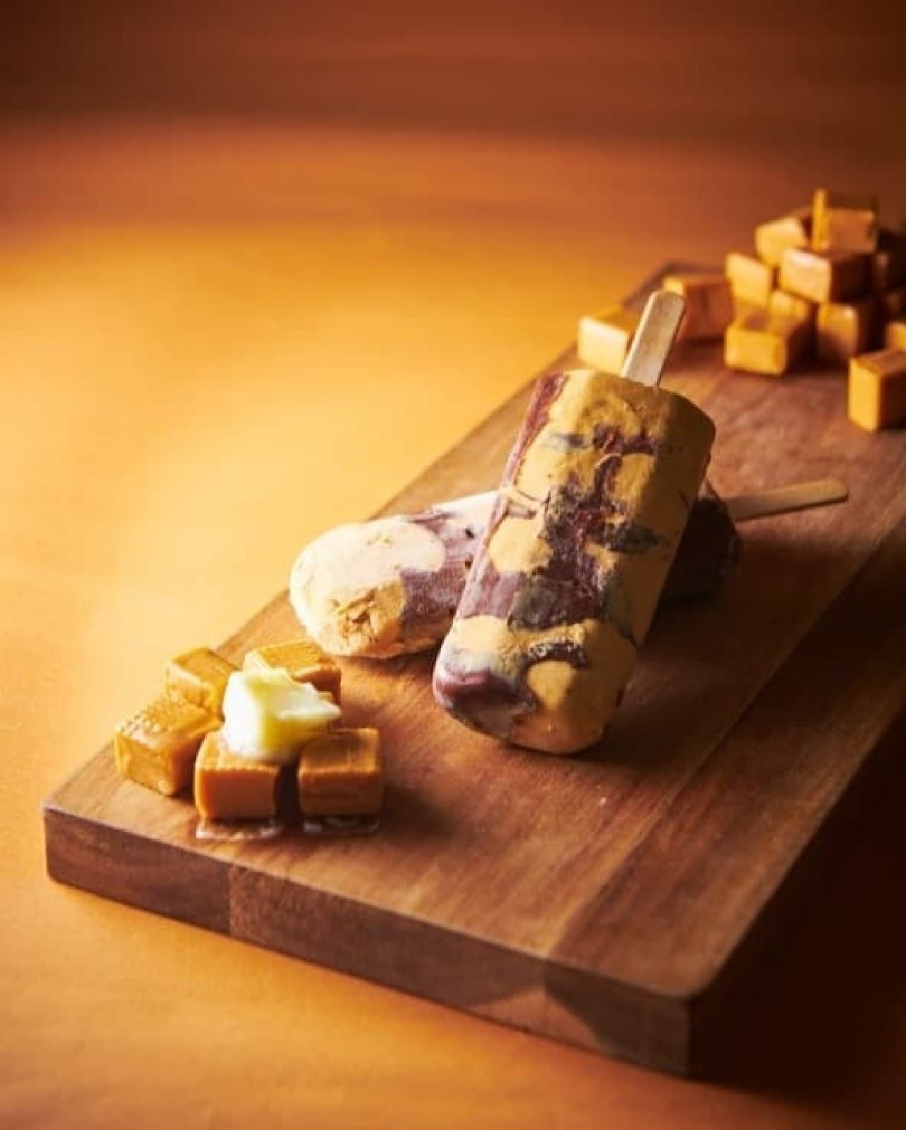 シャトレーゼ「大人のチョコバッキー 焦がしバターキャラメル」