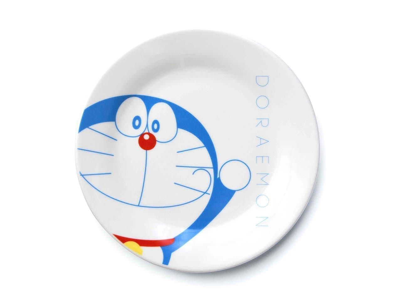 ほっともっと「ドラえもん皿プレゼントキャンペーン」