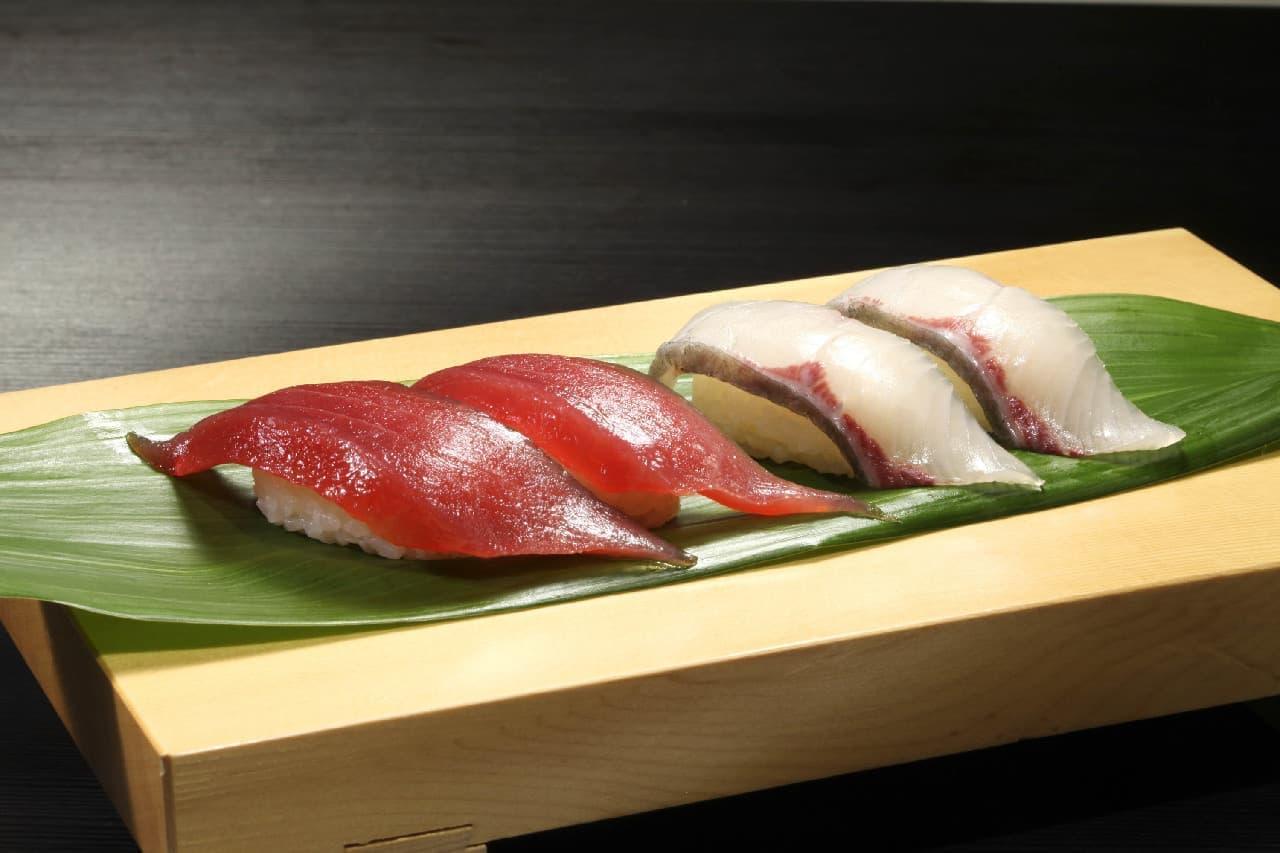 くら寿司「極み熟成フェア」