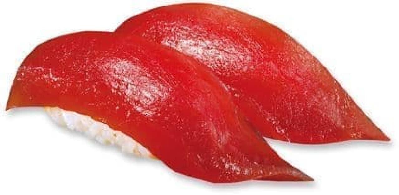 くら寿司「極み熟成AIまぐろ」