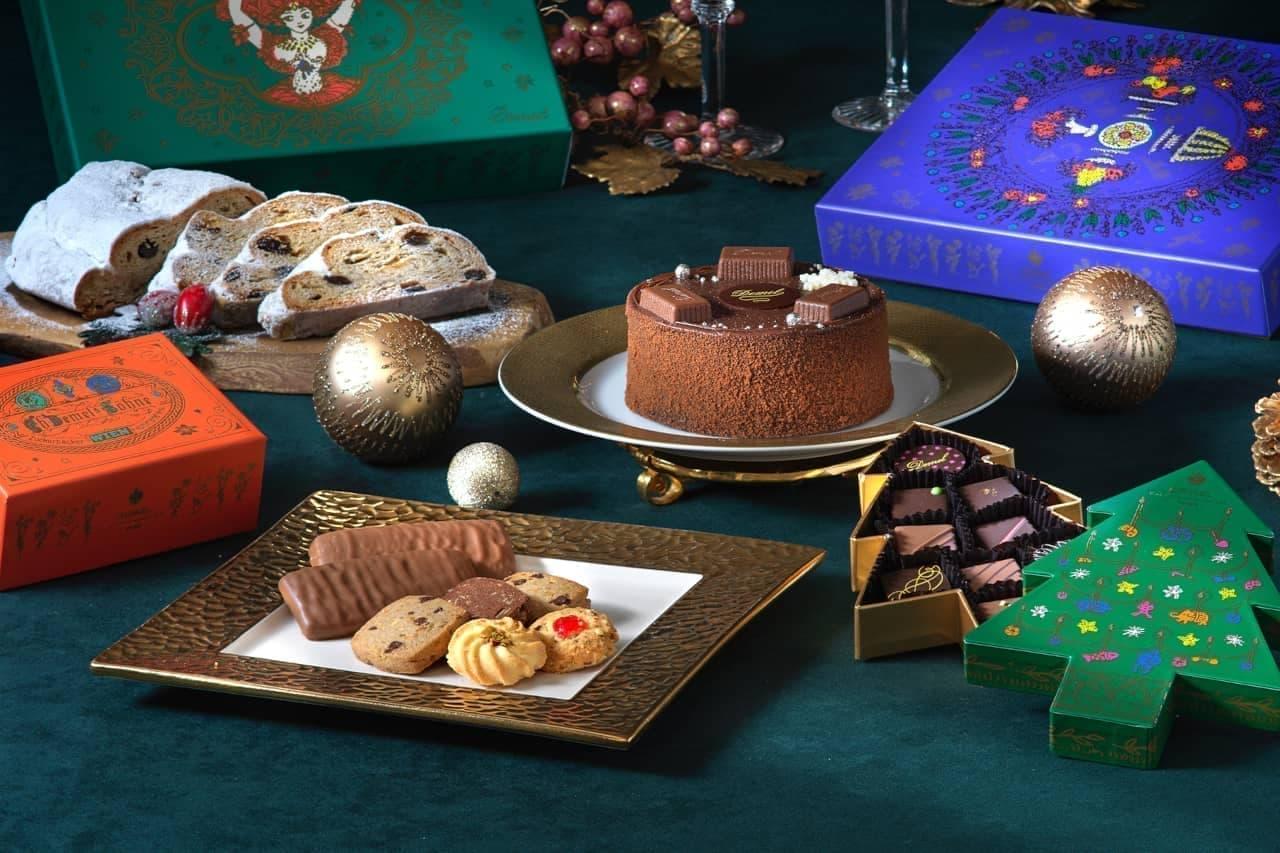 ウィーン菓子「デメル」のクリスマススイーツまとめ