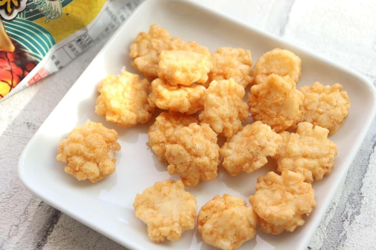 天乃屋 ぷち歌舞伎揚 帆立バター味
