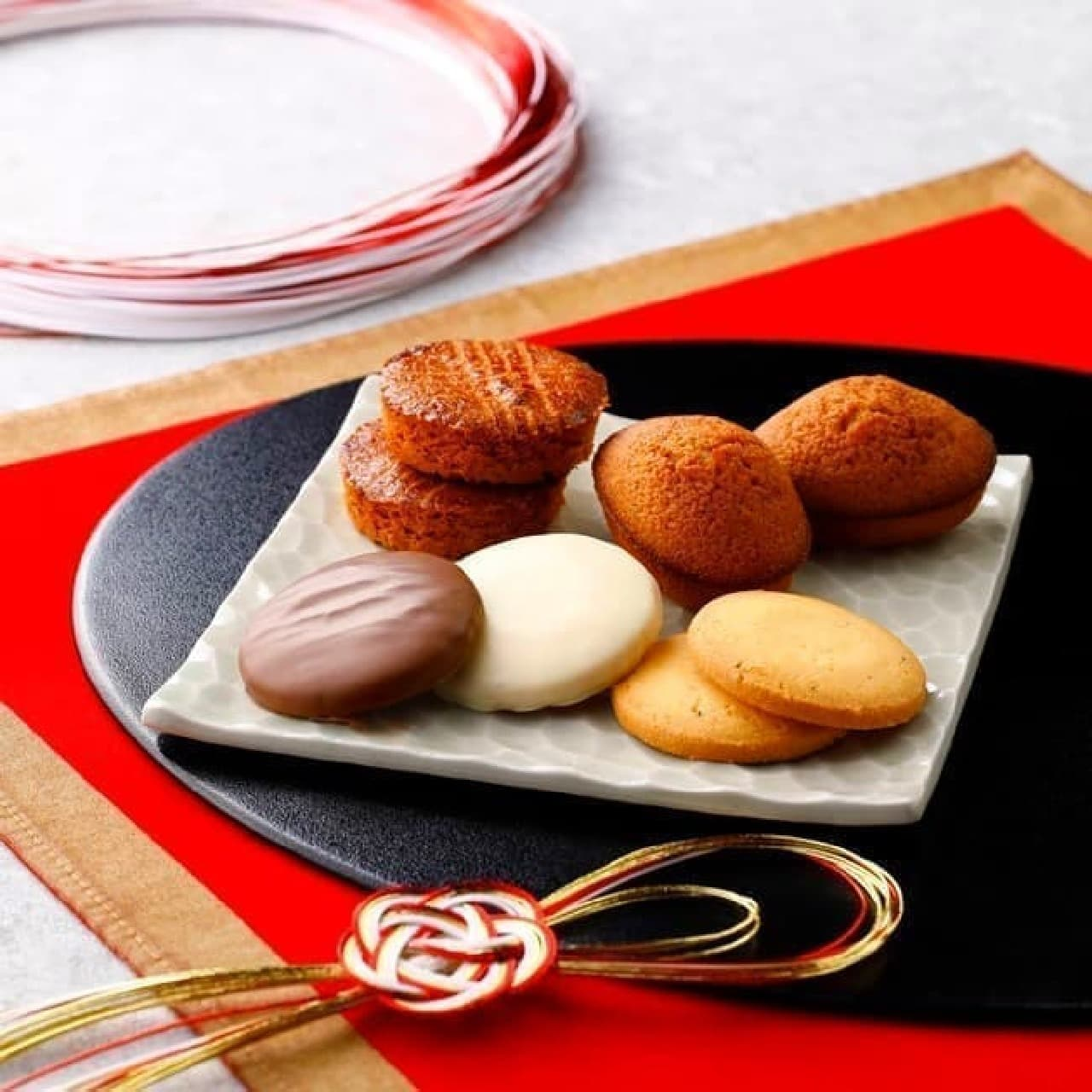 チーズガーデン「迎春」焼菓子5種詰合せ