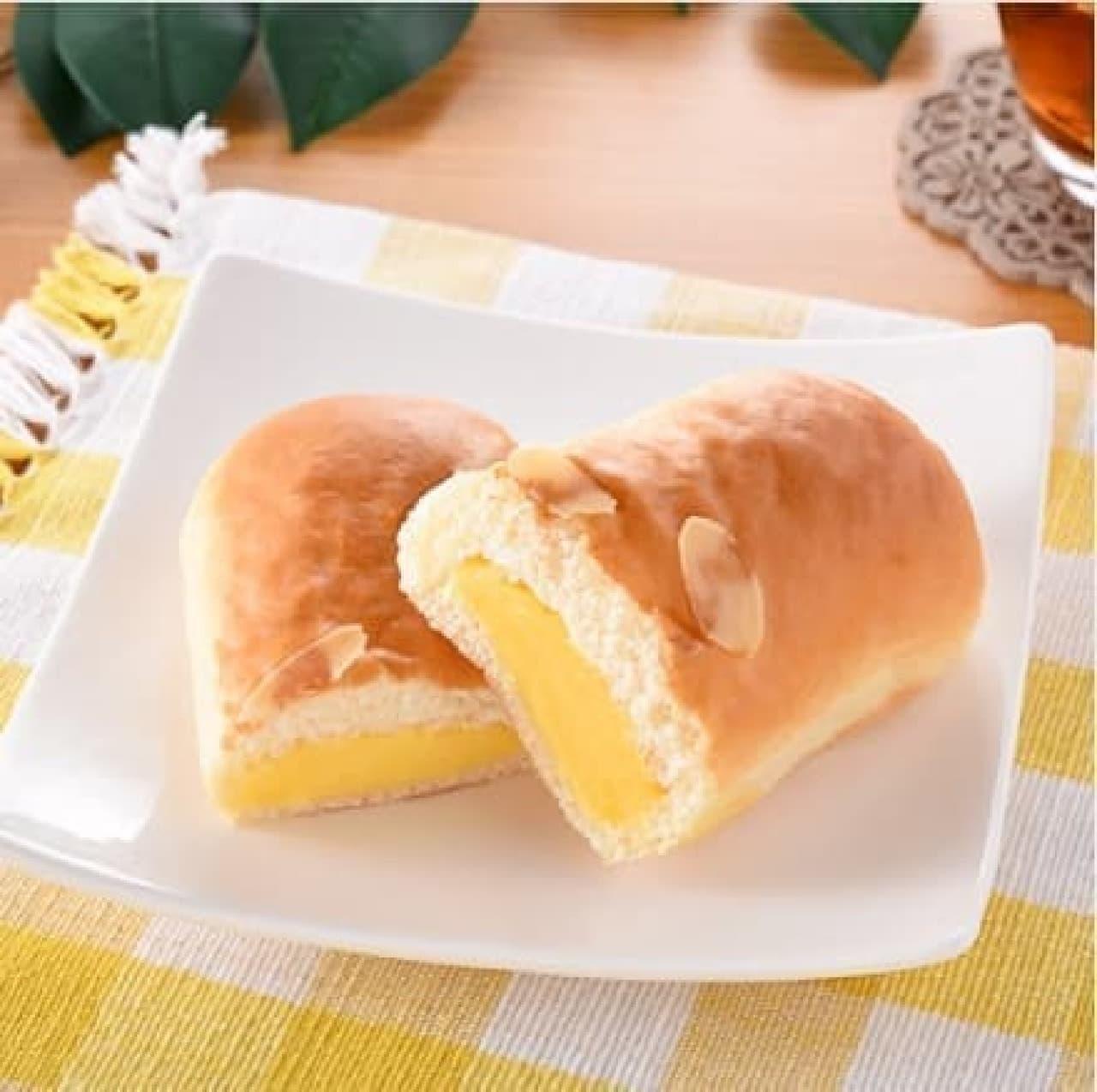 ファミリーマート「クリームを味わうクリームパン」